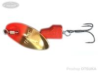 ヤリエ スピナー - ブレンダー 4.2g #SP1 レッドレッド 4.2g