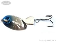 ヤリエ スピナー - ブレンダー 4.2g #SP10 ブルーシルバー 4.2g