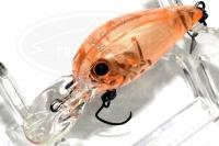 ヤリエ プラグ - Tクランカップ F #蛍光クリアーオレンジ 35mm 3g フローティング