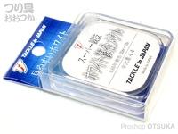 タックルインジャパン ホワイト複合メタル -  #ホワイト 0.05号(相当)
