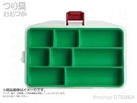 ヤマワ産業 マルチラバーケース -  #グリーン 2×3×3部屋