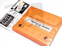 タックルインジャパン ジャストバインダー - - オレンジ 専用袋JB1/1×1 2/2×1 3/2×2付