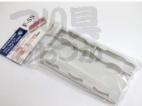 タックルインジャパン アユ・マルチプルーフケース専用トレイ - F-SS