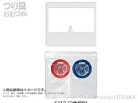 タックルインジャパン ファインパックM専用防水袋 - FM2  寸法 約98×110mm