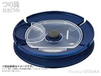 タックルインジャパン フラットサークル仕掛巻 - 10 # ブルー 1巻き 10cm