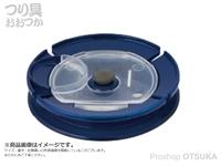 タックルインジャパン フラットサークル仕掛巻 - 15 # ブルー 1巻き 15cm