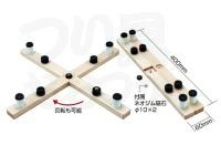 タックルインジャパン クロスメジャー -   長さ400mm