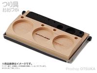 タックルインジャパン トレイ&ツールベース - ツールマットA # 木製 -