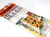 美咲 トロサバ空針タイプ - SB-TS1 枝糸:4号 幹糸4号 針:12号 全長1.8m