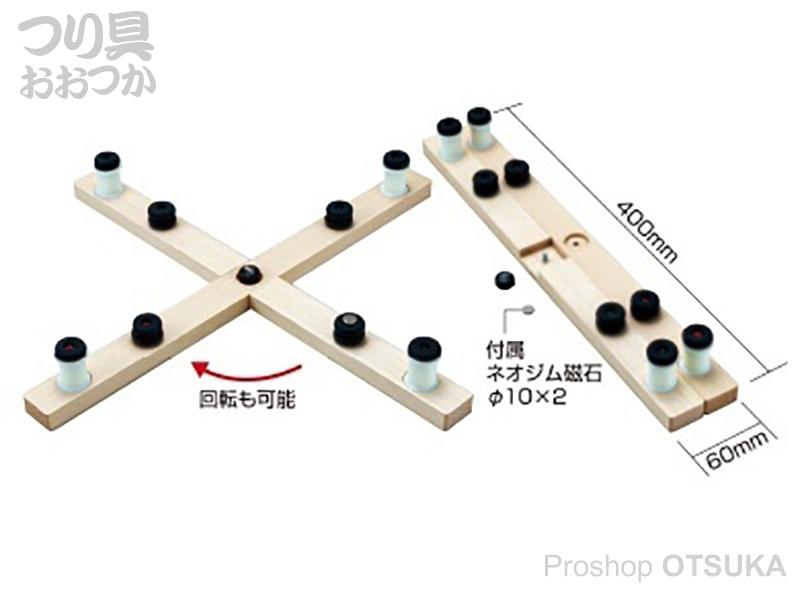 タックルインジャパン クロスメジャー クロスメジャー 長さ400mm