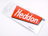 ヘドン ステッカー - ヘドン ロゴ  60×120mm