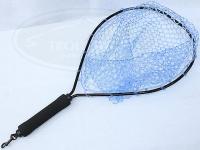スミス ラバーネット - 0712 #ブルー 290×375mm ハンドル長185mm(固定式)