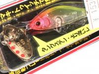 スミス AR-HDミノー - 45HS #09 HSクリアーピンクチャート 62mm(ボディ長45mm) 5.7g
