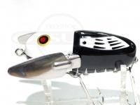 ヘドン クレイジークローラー -  #BWH 2-3/8inch 5/8oz スミスファクトリーカラー