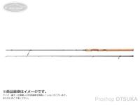 スミス トラウティンスピン イルフロッソ - ラバーネット0719 ディープ 仕舞寸法134.5cm アクション ファースト 8.8ft  MAX28g MAX14lb重量157g