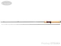 スミス トラウティンスピン ベイトクラシック - TBC-65ML - 6.5ft ルアー3-12g ライン3-8lb自重93g