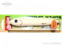 ヘドン スーパースプーク - フェザードレス #14 12.63cm 24.5g フローティング