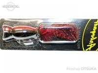 アーボガスト フラポッパー - 2.0 #535 ブラックデス 2インチ 3/8oz フローティング