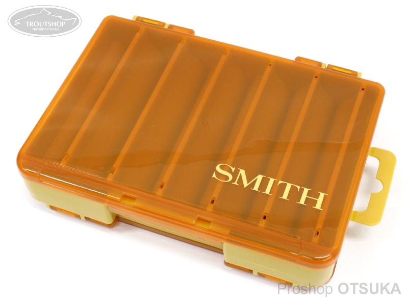 スミス リバーシブル リバーシブルMG 140×104×32mm #D86 オレンジ