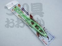 フジワラ いか活チャ器 -  #ライトグリーン イカ絞め具
