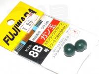 フジワラ ガン玉 - - カモフラージュグリーン 8B