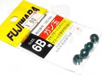 フジワラ ガン玉 - - カモフラージュグリーン 6B