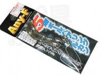 フジワラ 5連ボールベアリング -  #ニッケル 6×6号