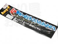 フジワラ 5連ボールベアリング -  #ニッケル 9×9号