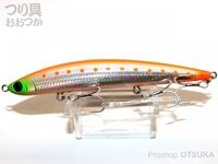 ジャクソン アスリート - 105SSP #CTI キャロットイワシ 105mm 24.5g シンキング フックサイズ#8