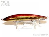 ジャクソン アスリート - 105SSP #ダブルアカキン 105mm 24.5g フックサイズ#8