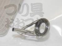 富士工業 チタンSicトップガイド - T-FST チタンフレーム リング径:5.0mm パイプ径:0.9mm