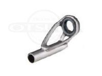 富士工業 チタンSicトップガイド - T-KGST チタンフレーム リング径:5.0mm パイプ径:1.6mm