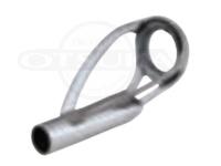 富士工業 チタンSicトップガイド - T-KGST チタンフレーム リング径:6.0mm パイプ径:2.0mm