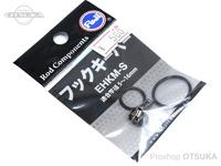 冨士工業 フックキーパー - EHKM #S シルバー 適合竿径/5-16mm