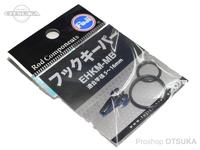 冨士工業 フックキーパー - EHKM #MB スペクトラムブルー 適合竿径/5-16mm