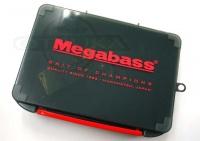 メガバス ランカーランチボックス -  #メガバスロゴ 13×20×3.6cm