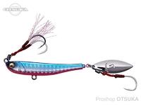 メガバス マキッパ -  20g #10 グローゼブラ 20g