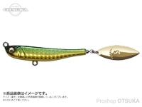 メガバス マキッパ - 30g #6 グリーンゴールド 30g
