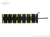 メガバス メジャー - モバイルコンパクト  最大計測値70cm 幅20cm