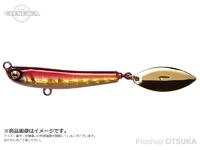 メガバス マキッパ -  5g #4 アカキン 5g