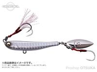 メガバス マキッパ -  5g #5 UVシルバー 5g