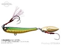 メガバス マキッパ -  5g #6 グリーンゴールド 5g