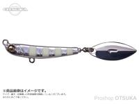 メガバス マキッパ -  5g #10 グローゼブラ 5g