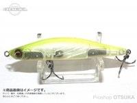 メガバス ゲンマ - 85S 13g #スケルトンチャート 85mm 13g シンキング