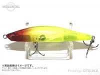 メガバス ゲンマ - 85S 17g #イエロービーナスレッドヘッド 85mm 17g シンキング