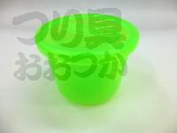 ベーシック 計量カップ - 3点セット #グリーン 30,60,120cc