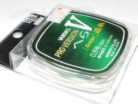 バリバス プロバージョン - Vヘラ #グリーン #0.8/50m ミチイト