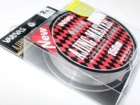 バリバス アジングマスター -  #ナチュラル 0.5号(2lb) 150m巻き
