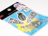 モーリス シンカー - TGグレネード クイックチェンジャー - 7g(約1/4oz)