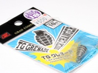 モーリス シンカー - TGグレネード クイックチェンジャー - 10.0g(約3/8oz)